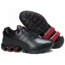 Adidas Porsche design чёрный/красный (black/red)