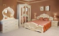 Кровать Империя 1,60
