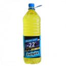 Жидкость бачка омывателя зима HELPIX лимон 2л -22С