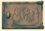 Дверка поддувальная ДП-2 «Пламя»