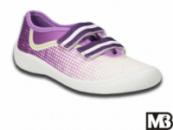 Детские текстильные кеды MB STOKROTKA, фиолетовый