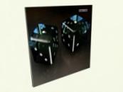 Керамический обогреватель «Кам-иН» easy heat 600*600 серии Офис