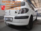 Тягово-сцепное устройство (фаркоп) Peugeot 307 (hatchback) (2001-2008)