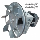 WWK180/60w Вентилятор дымосос