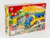 Joy Toy Конструктор Веселое путешествие (ЖД), 50 дет, в кор-ке