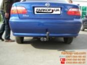 Тягово-сцепное устройство (фаркоп) Fiat Albea (2002-2012)