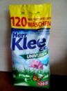 Стиральный порошок Herr KLEE