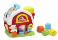 Игровой музыкальный домик Baby Baby Bkids  «Ферма»(от 12 мес.)