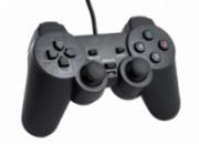 USB джойстик для ПК PC Dellta GamePad DualShock DJ-706 с вибро