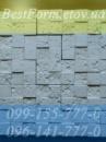Форма силиконовая для гипсового камня 003