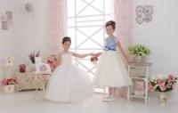 Нарядные детские платья 4-12лет.
