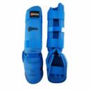 Защита голени и стопы SMAI WKF синие