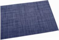 Коврик сервировочный Renberg Vinyl Rug 30х45см, синий винил