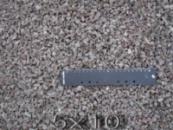 Щебень гранитный фр.5х10 мм.