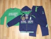 Спортивный костюм для мальчиков «ATHL»