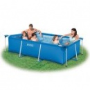 БАССЕЙН КАРКАСНЫЙ INTEX 28270 (58983) SMALL FRAME POOL(220СМ/150СМ/60)
