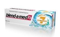 Зубная паста Blend-a-med 7 Комплекс + Экстра свежесть100мл (блендамед)