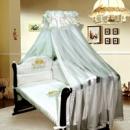 Элитный комплект для новорожденных GreTa Lux «Ангел» 7 предметов
