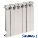 Global STYLE Plus 500/100 (Италия) биметаллический радиатор «Тепло-электро»