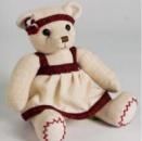 Мягкая игрушка Медвежонок Оришка