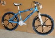 Элитный Велосипед FERRARI CX50 Blue на литых дисках