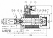 Распределитель PONAR типа 2IRES 6