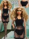 Пижамы, купальники и нижнее белье для кукол Барби