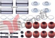 4545 Ремкомплект направляющих суппорта Haldex  87406, 94661, H0033, 89541, 12638