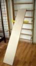 Доска Евминова для прокачки пресса и лечения позвоночника 190 см. с упорами для ног