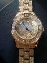 Часы наручные женские с сваровски