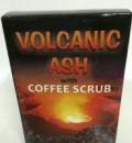 Вулканическое мыло с кофейным скрабом от прищей