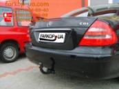 Тягово-сцепное устройство (фаркоп) Mercedes E-Class (W211) (sedan) (2002-2009)