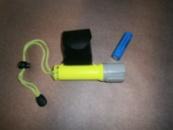 Подводный фонарь для охоты или дайвинга на аккумуляторе police PF 06 на Т6светодиоде