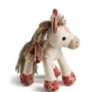 Мягкая игрушка лошадка Ясочка большой
