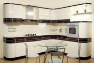 Новинка! Кухни с комбинированными МДФ фасадами