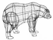 Медведь L (BEAR L)