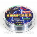 Леска Winer King Fisher 100м серая 0.50