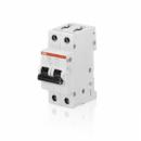 Автоматический выключатель ABB SH202-B16/2 6.0kA