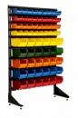 Стеллаж универсальный с ящиками 1500