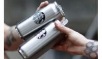Термо банка Starbucks Старбакс с трубочкой