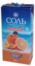 Морська сіль для ванн Апельсинова, 500 г, Морская соль для ванн Апельсиновая