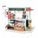 3D конструктор Robotime DIY HOUSE Магазин сладостей (DGM06)