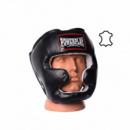 Боксерський шолом тренувальний PowerPlay 3065 Чорний S/M