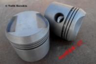 Поршни МТ, ДНЕПР — MT, DNEPR под жигулевские кольца [79 мм.] Made in Польша
