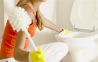 Очистка и уход за туалетом