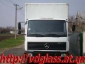 Лобовое стекло для грузовиков Mercedes 813, 814, 812