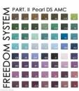 Тіні для повік INGLOT FREEDOM SYSTEM EYE SHADOW DS, PAERL, MATTE, SHINE, AMC