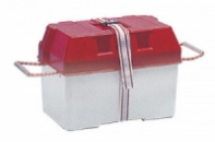Ящик для аккумулятора 330x185x260.