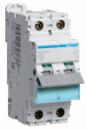 Автоматические выключатели Hager 10 кА, хар-ка С, 2 полюсные
