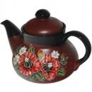 Чайник заварочный «Добра глина» Маки, 1000мл